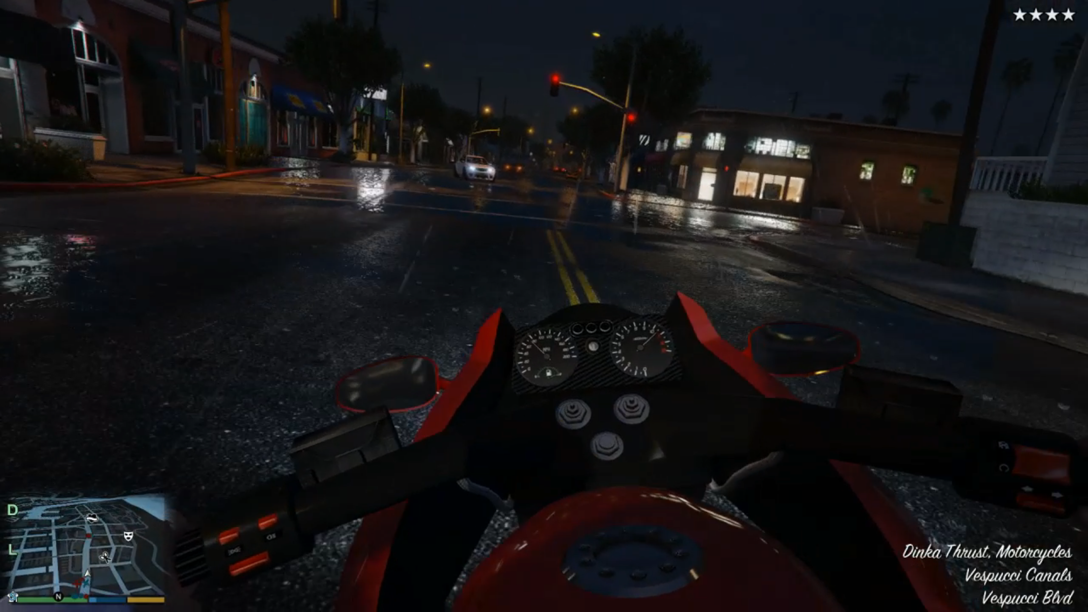 gta v first person driving pc